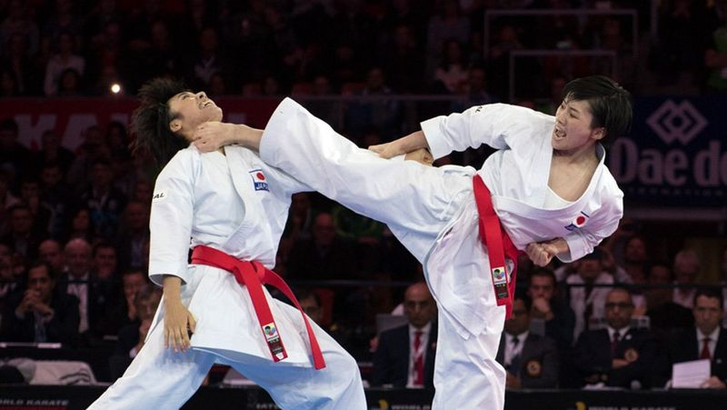 karate world championship photo