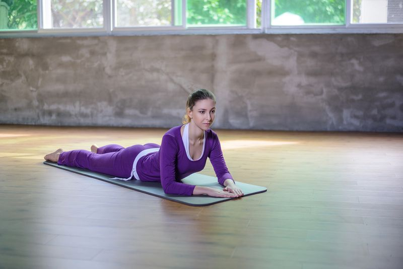 bhujangasana yoga pose