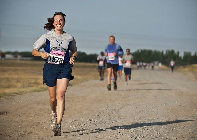 running for detox