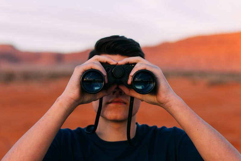 binoculars-safari