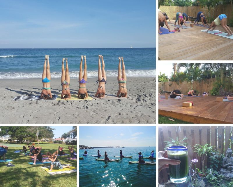 4-day detox , meditation, and yoga in florida