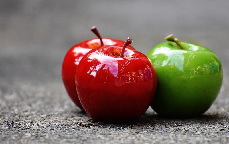 apples for yoga