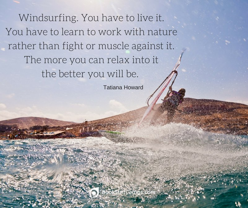 Tatiana Howard Surf Quotes