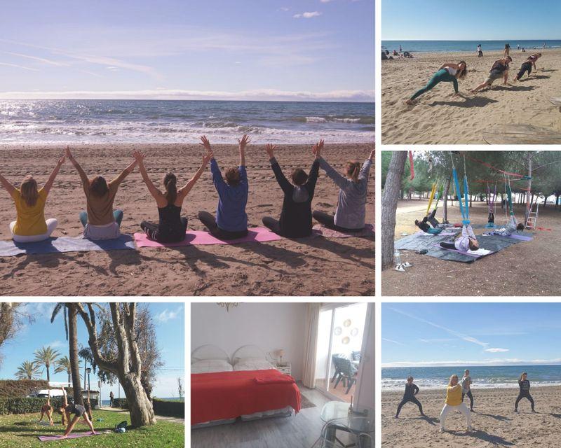 19 days 200 hour ytt in marbella, malaga