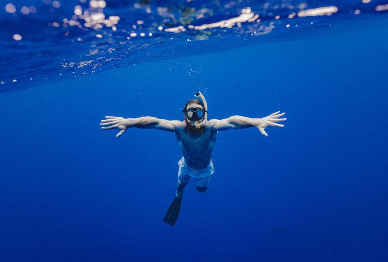 snorkeling-calories