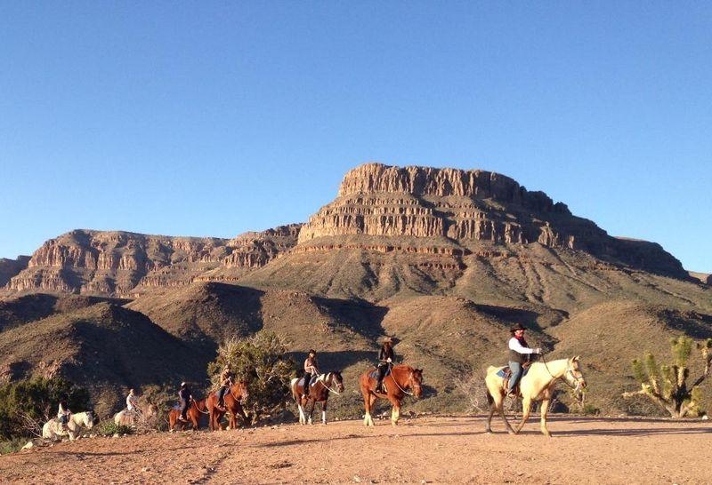 horse riding Arizona