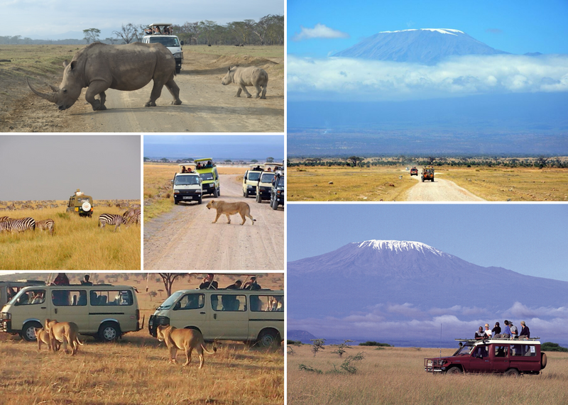 jeep safaris in kenya