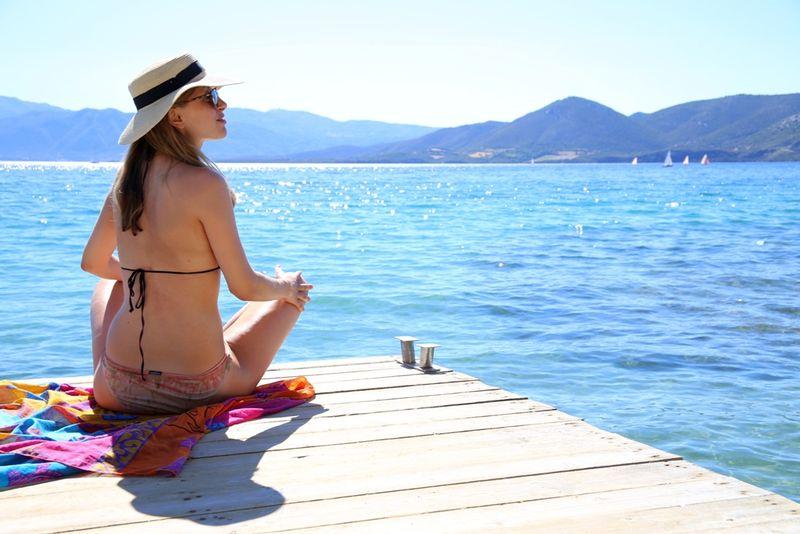 affordable yoga retreat greece