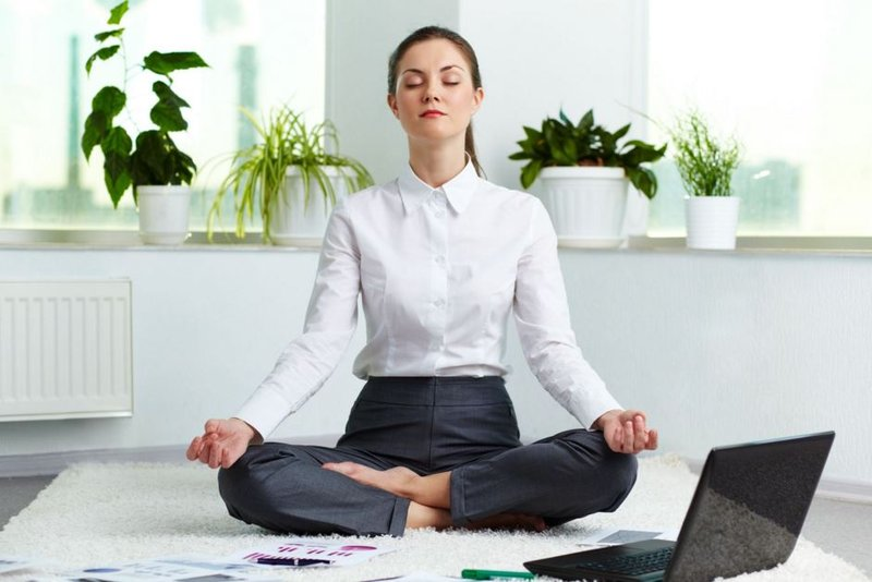 yoga-office