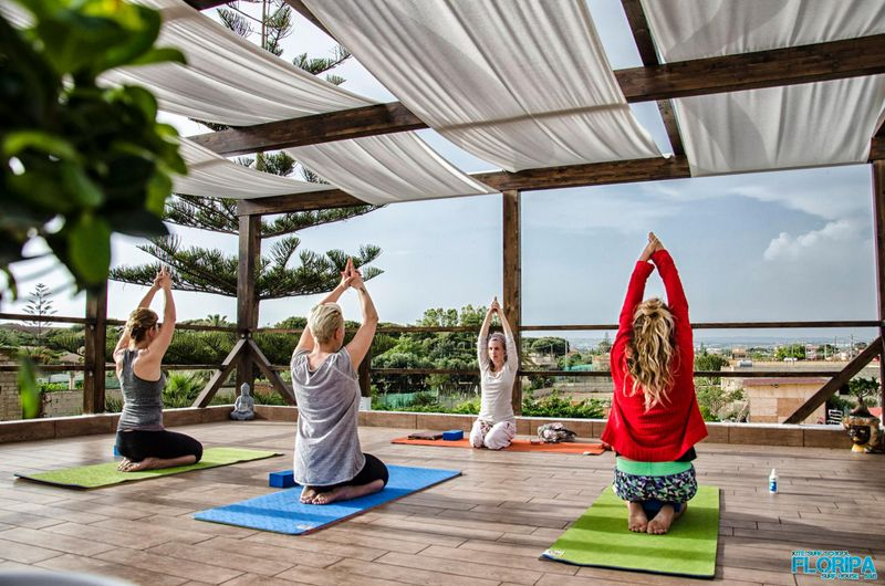 italy top yoga retreats