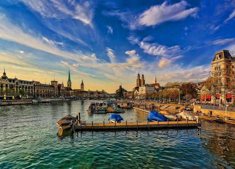 Zürich-Switzerland