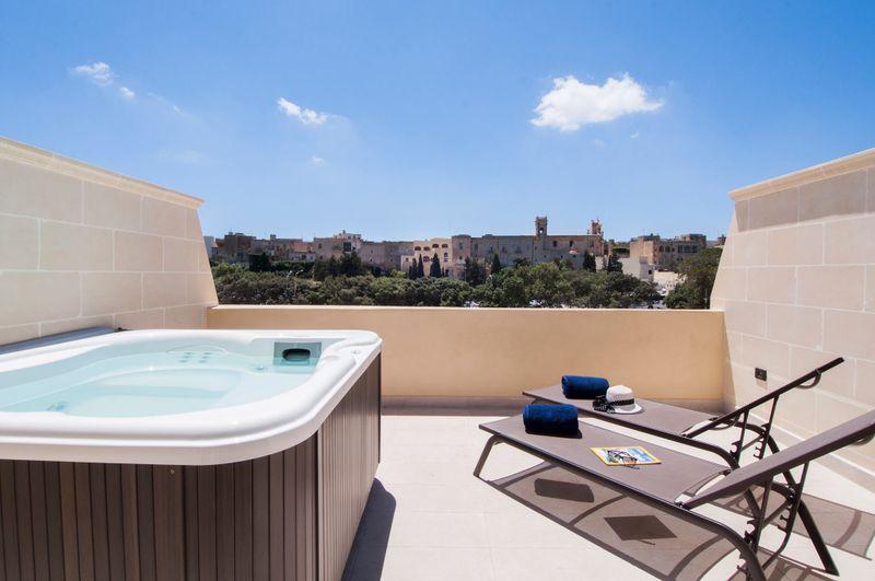 luxury yoga retreat in malta