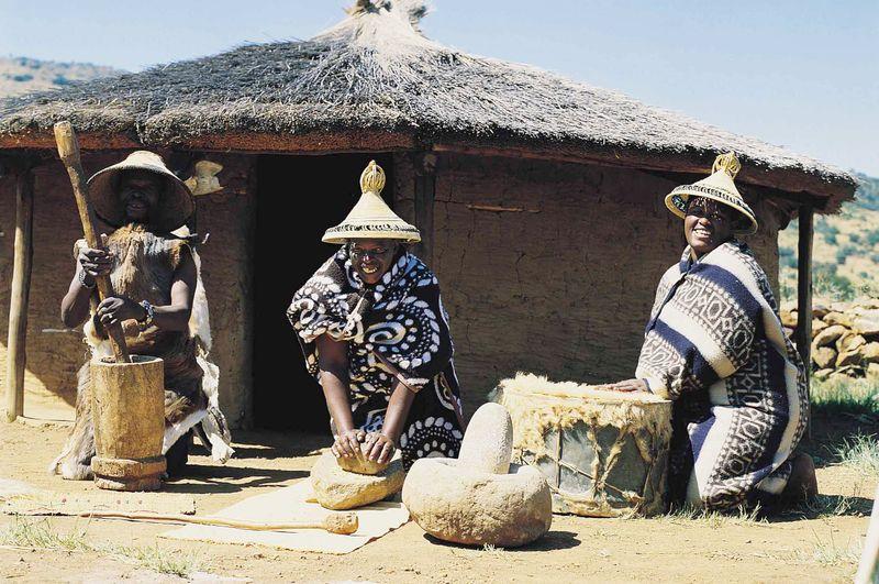 Sotho tribe